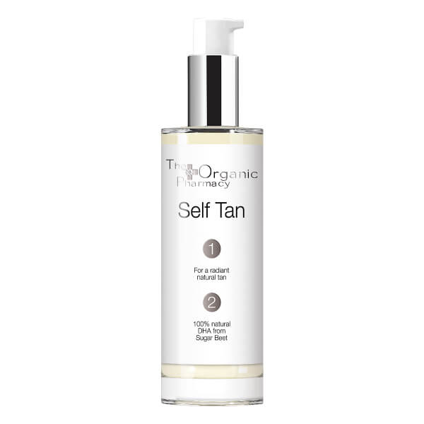 "Savaiminio įdegio kremas ""Self Tan"", 100ml ""The Organic Pharmacy"